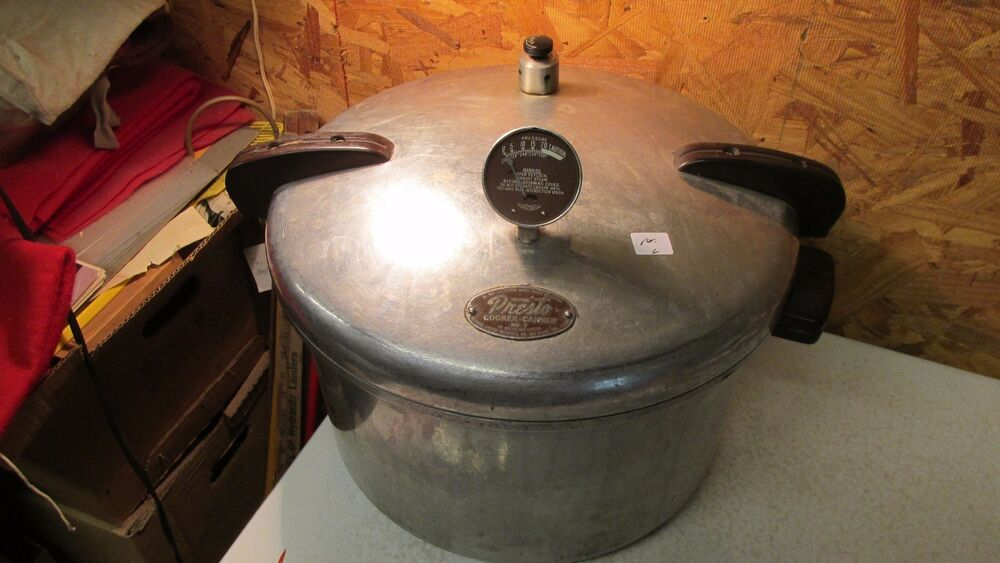 National Pressure Cooker Canner 16 Qt #6