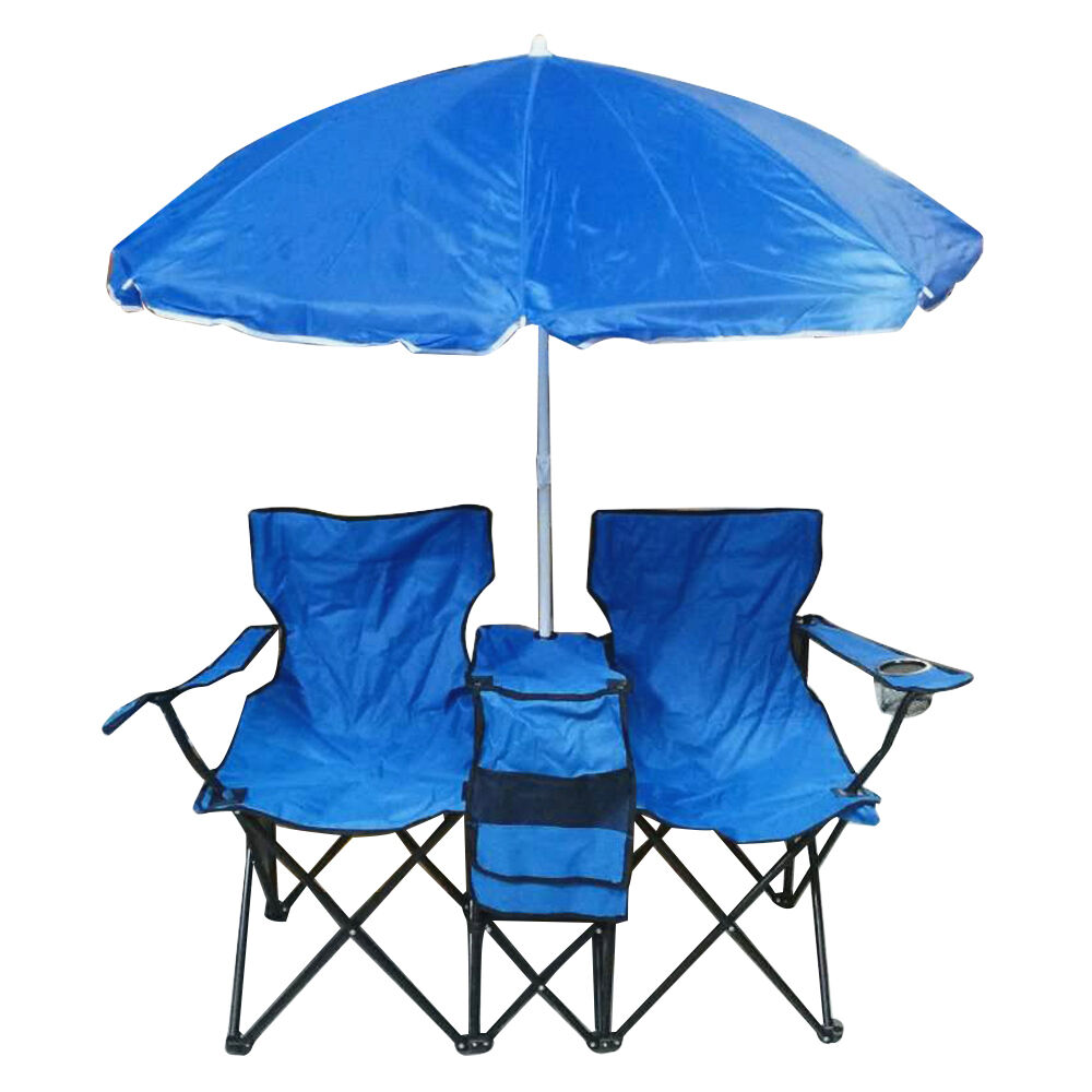 Best 25  Double Folding Chair with Umbrella