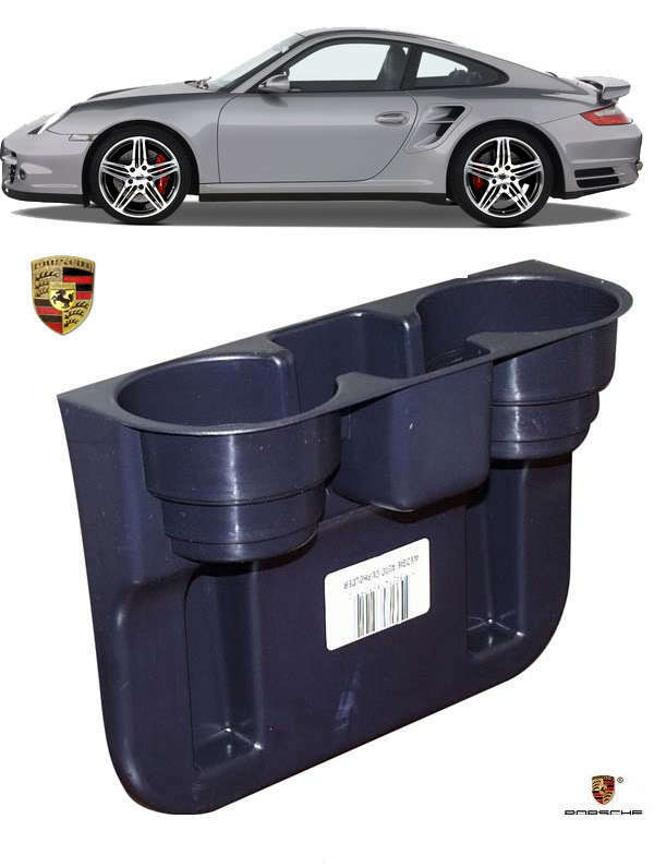Perfect Porsche Drink Cup Cell Phone Ipod Holder