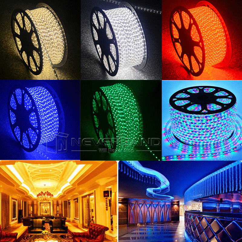 220v 1 100m 60led m 5050 smd led lichterschlauch lichtschlauch lichterkette ip65 ebay. Black Bedroom Furniture Sets. Home Design Ideas