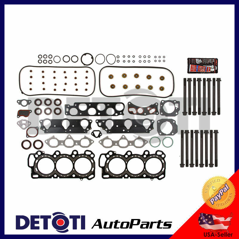 Acura Tl Cylinder Head Gasket Sets: Fits: 1999 Acura TL 3.2L V6 Eng. Code J32A1 MLS Head