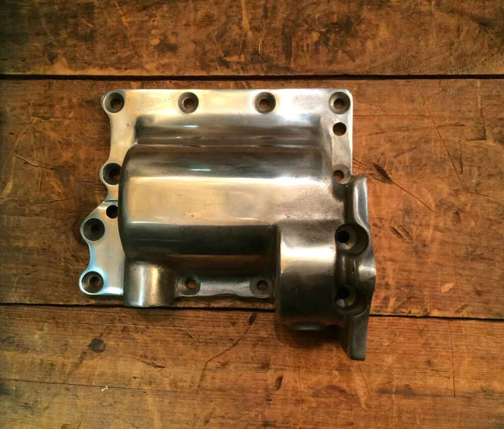 HARLEY 4 SPEED RATCHET TOP COVER Panhead Shovelhead