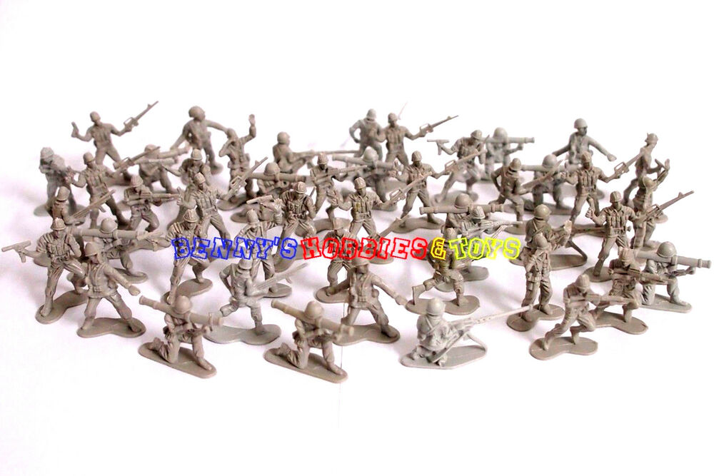 Army Toys Color : New plastic army men cm figures pcs military set toy