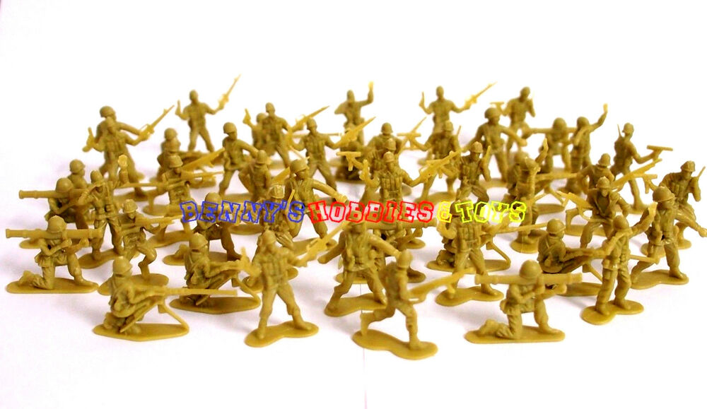 Army Toys Color : New plastic army men cm figures pc military set toy