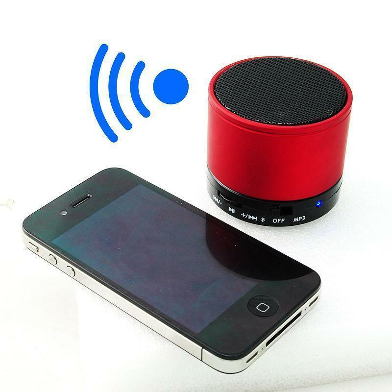 brand wireless music bluetooth music box sound dock ipod iphone speaker ebay. Black Bedroom Furniture Sets. Home Design Ideas