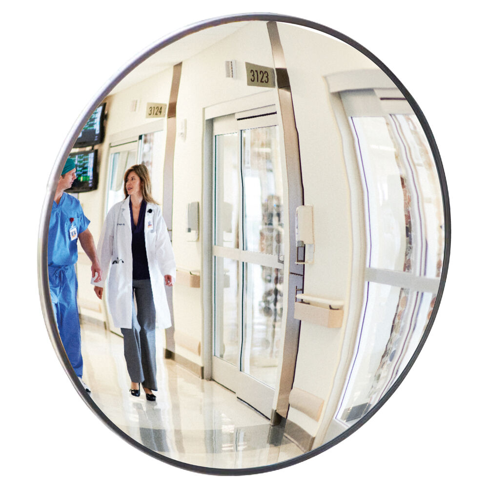18 Quot Dia Hospital Acrylic Safety Amp Security Convex Mirror