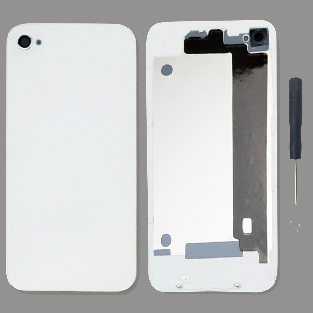 For apple iphone 4 4g replacement new battery back cover for Back door replacement