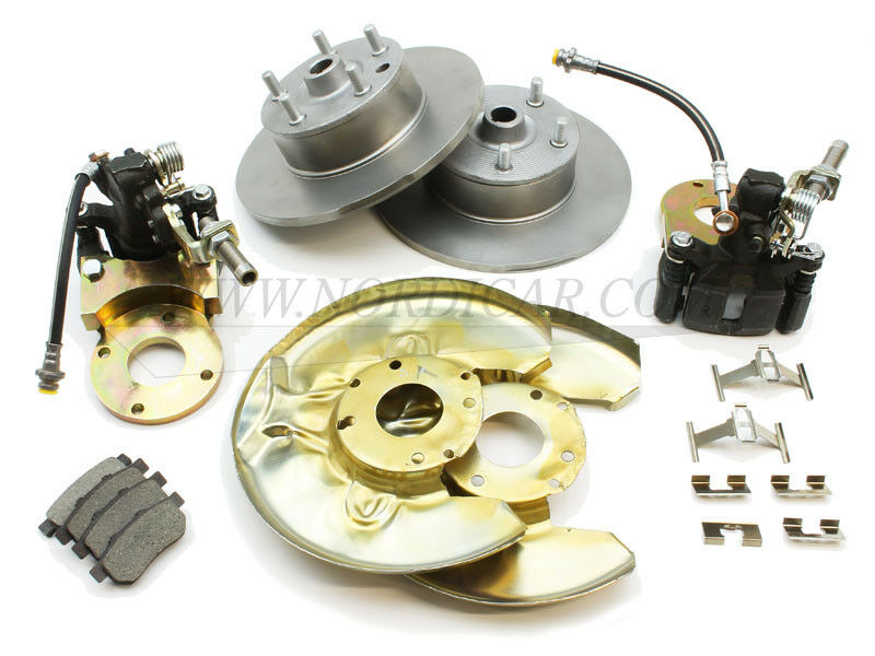 volvo 673797 kit brake disc conversion kit rear 544 210 amazon p1800s ebay. Black Bedroom Furniture Sets. Home Design Ideas