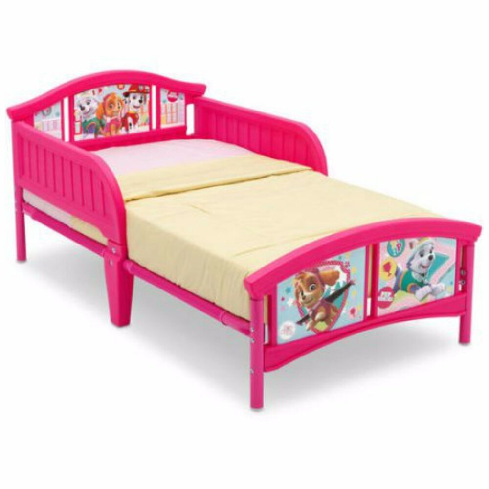 Paw Of Patrol Bed Set