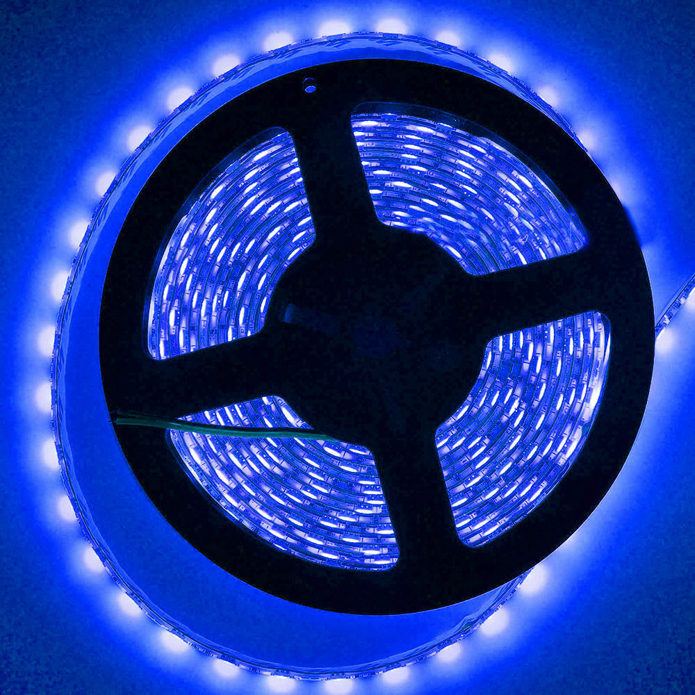 12v waterproof led strip light 5m 300 leds for boat. Black Bedroom Furniture Sets. Home Design Ideas