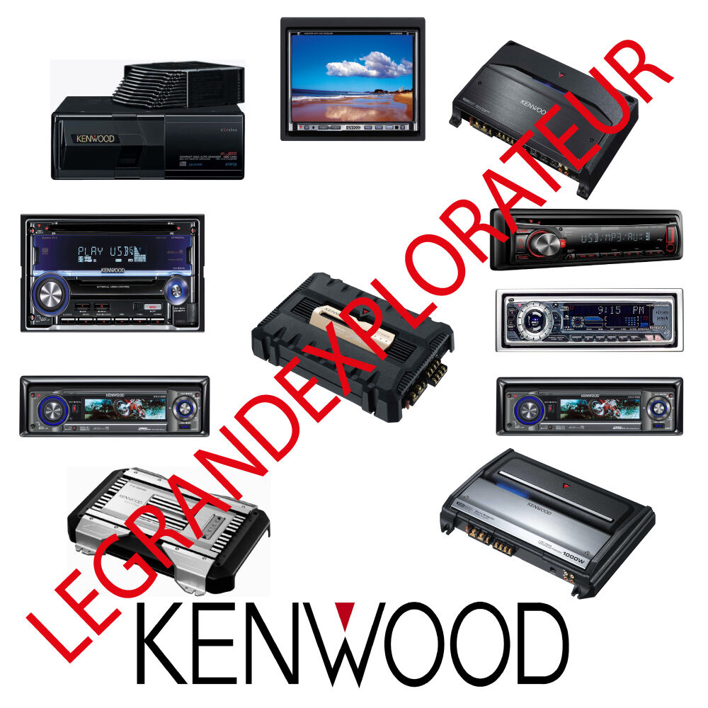 Kenwood US Instruction Manuals