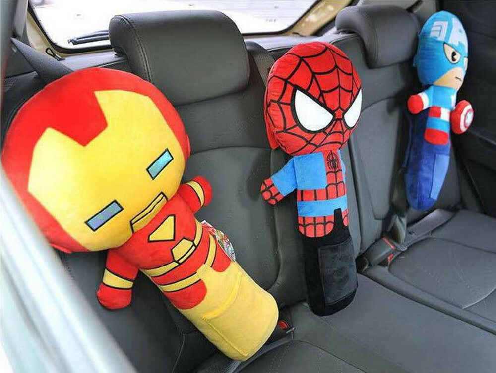 Cartoon Car Auto Safety Seat Belt Shoulder Pad Cover