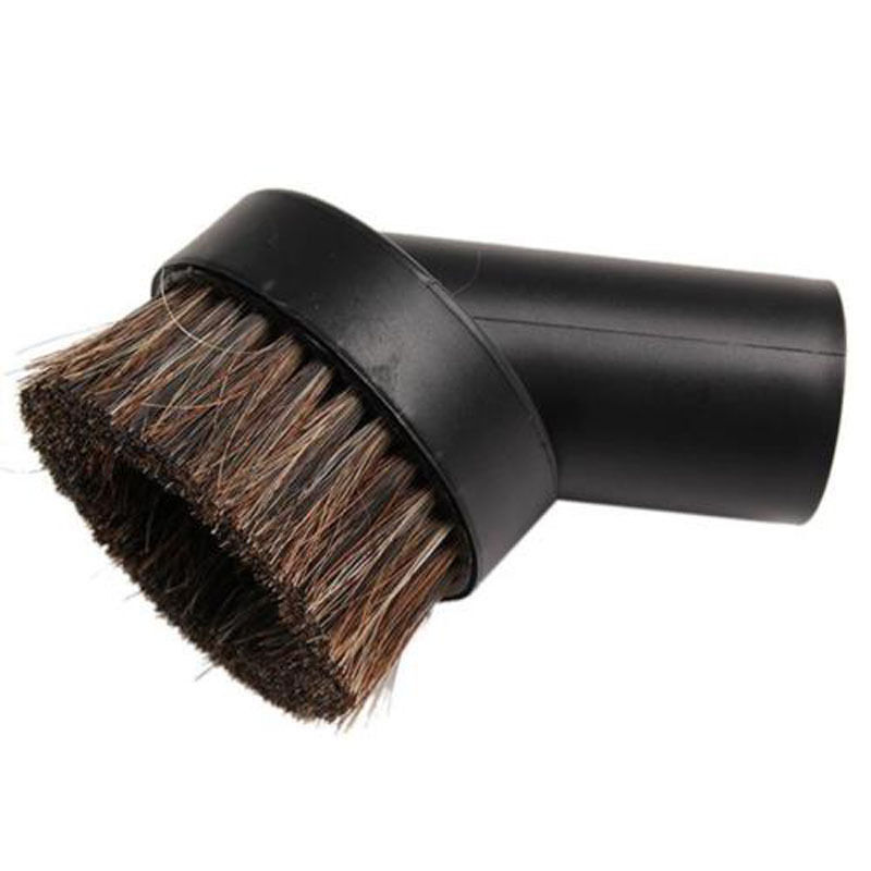 Horse Hair Round Dusting Brush Dust Tool Attachment Fr
