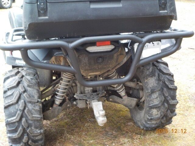 Yamaha Grizzly  Front Bumper