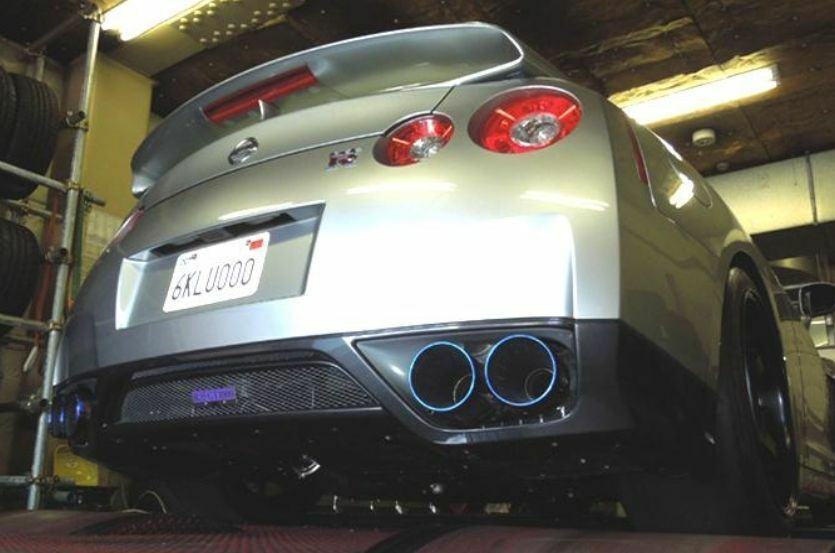 Hks Racing Catback Exhaust System Catless Pipe For 2009