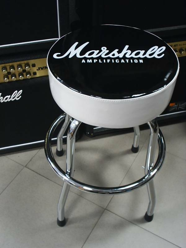 New 24 Quot Marshall Amplification Bar Stool Guitar Amp