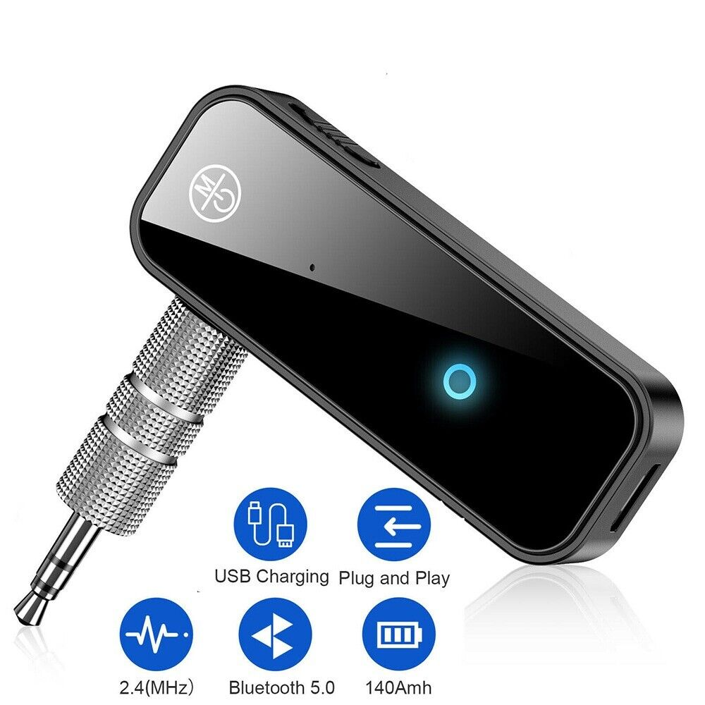 iphone music player 3 5mm aux multifunction car fm transmitter kit mp3 12071