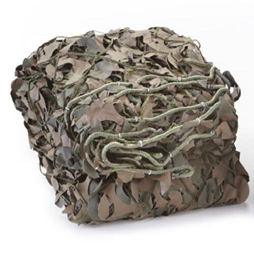 Military Camo Mesh Net Desert Woodland Mossy Hunting Cover