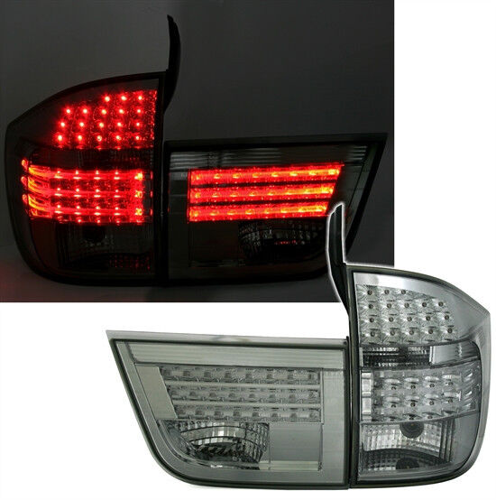Led Taillights Tail Lights Set For Bmw X5 E70 07 10 In