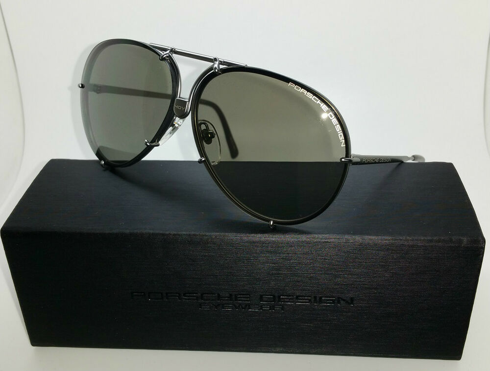 Special Edition Authentic Porsche Design Titanium Aviator
