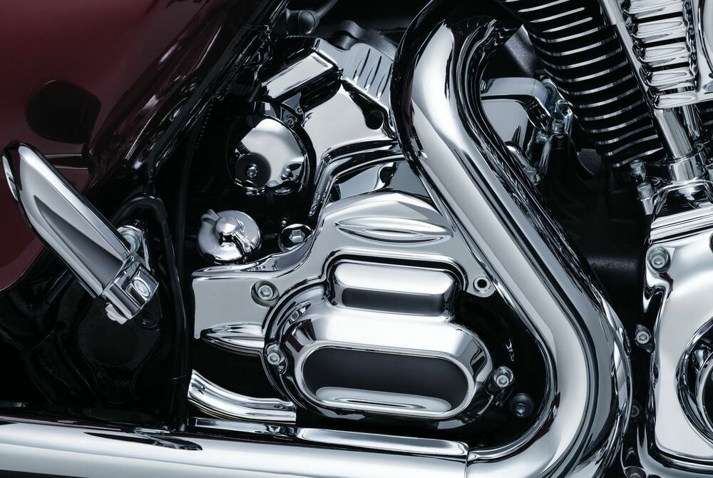 Harley Davidson Chrome Oil Dipstick