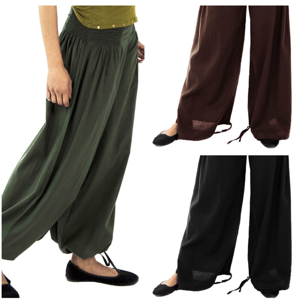 harem pants aladdin trousers yoga trousers gekko pants mens harem trousers ebay. Black Bedroom Furniture Sets. Home Design Ideas