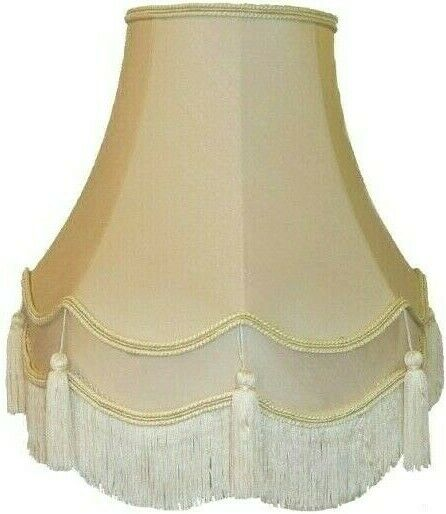 Wall Light Lamp Shades Fabric : Cream Fabric Lamp shades Ceiling Wall Lights Table Floor Lampshades eBay