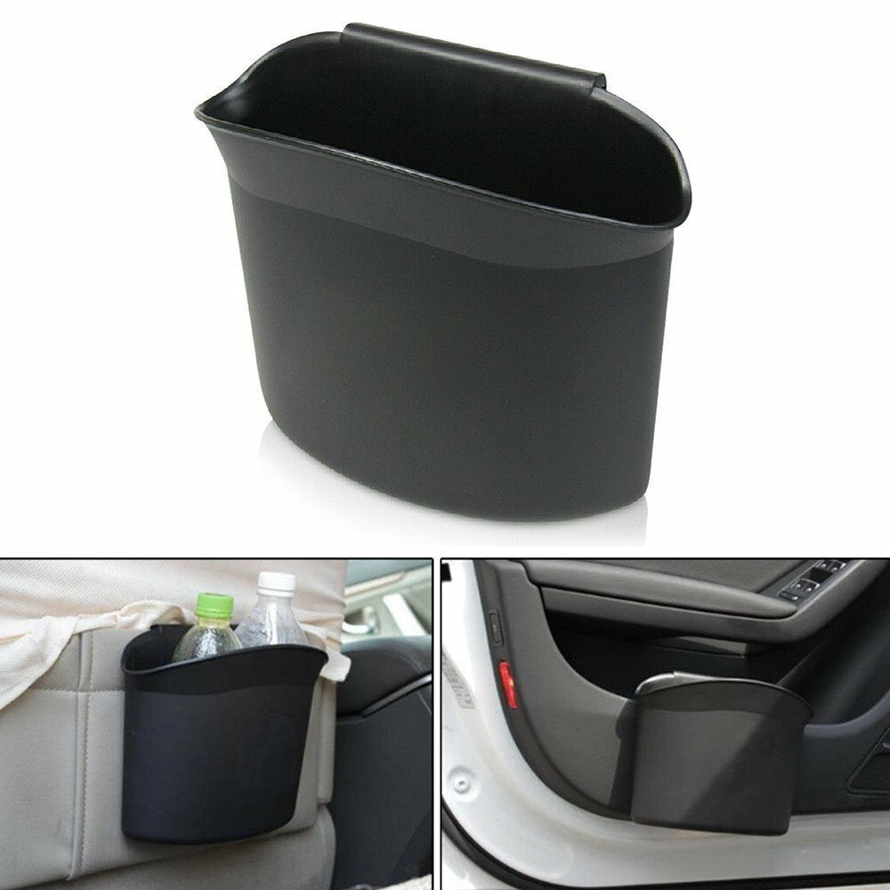 car garbage can hanging recycle bin is universal best auto trash bag for litter ebay. Black Bedroom Furniture Sets. Home Design Ideas