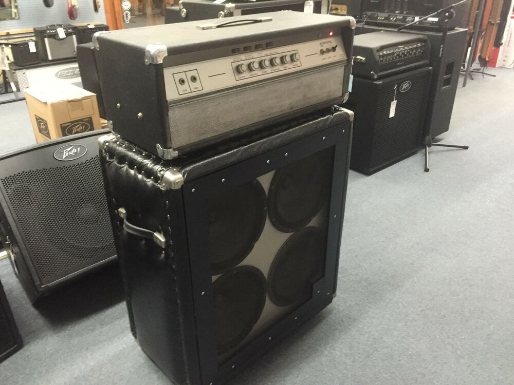 s l1000 ampeg tube amp guitar ebay  at nearapp.co