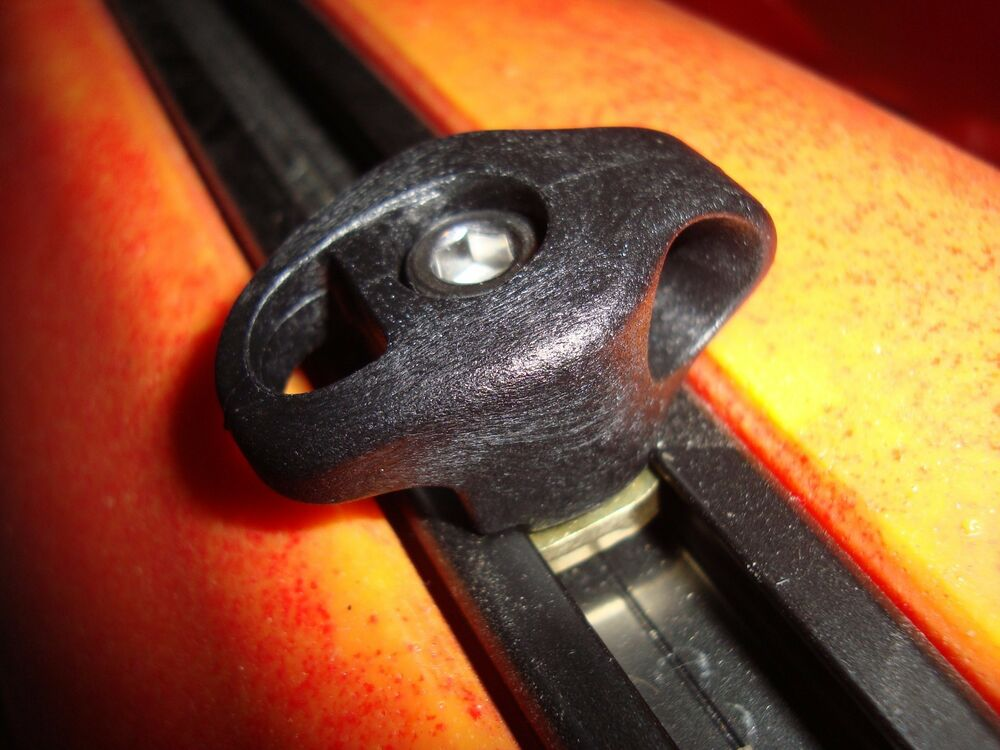 Thumb screw hold downs
