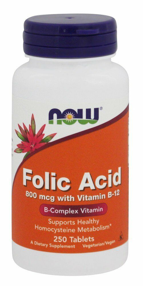 Folic acid is vitamin b