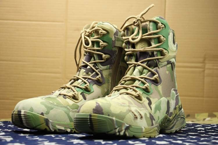 Desert Spider Military Boots Tactical Hunting Airsoft