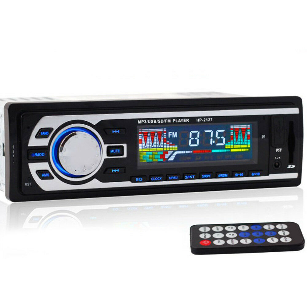 Top Quality Auto Car Stereo Audio In-Dash FM Aux Input