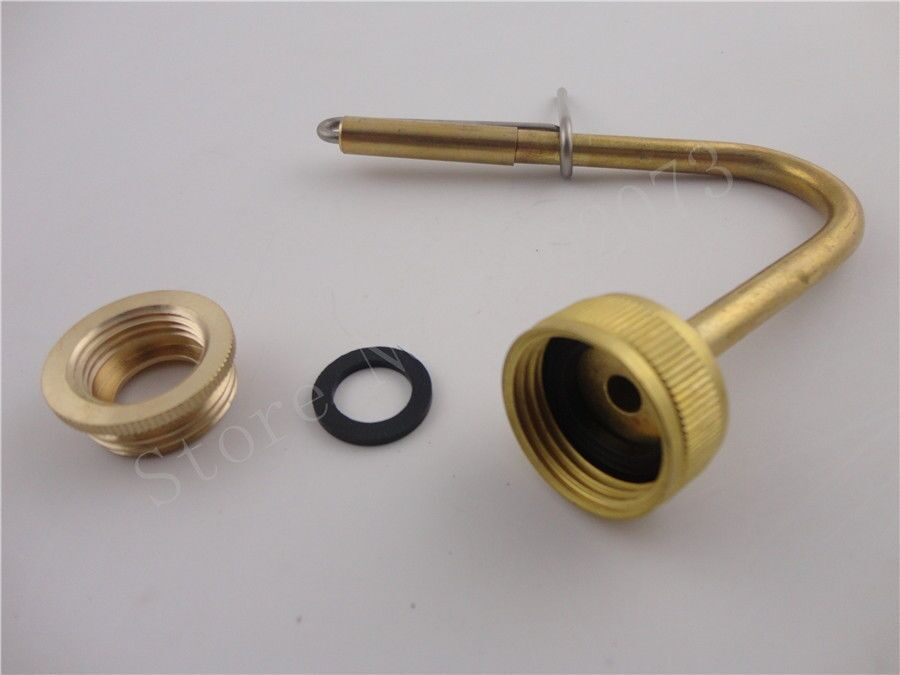 New jet carboy and bottle washer sink faucet adapter