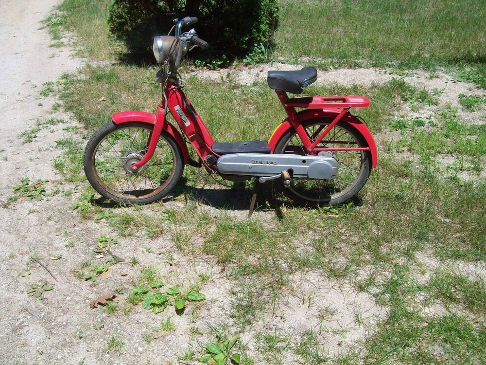 Barn Find Vespa Moped Vespa Ciao Moped Army Moped Ebay