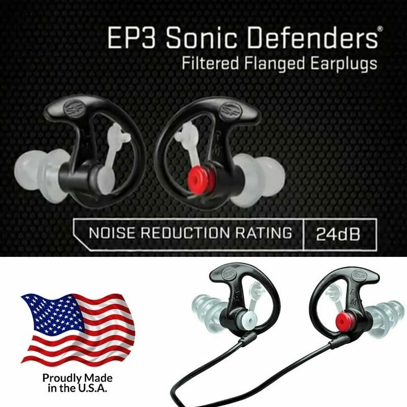 Ear Plugs Noise Cancelling For Shooting Guns Range Muffs ...