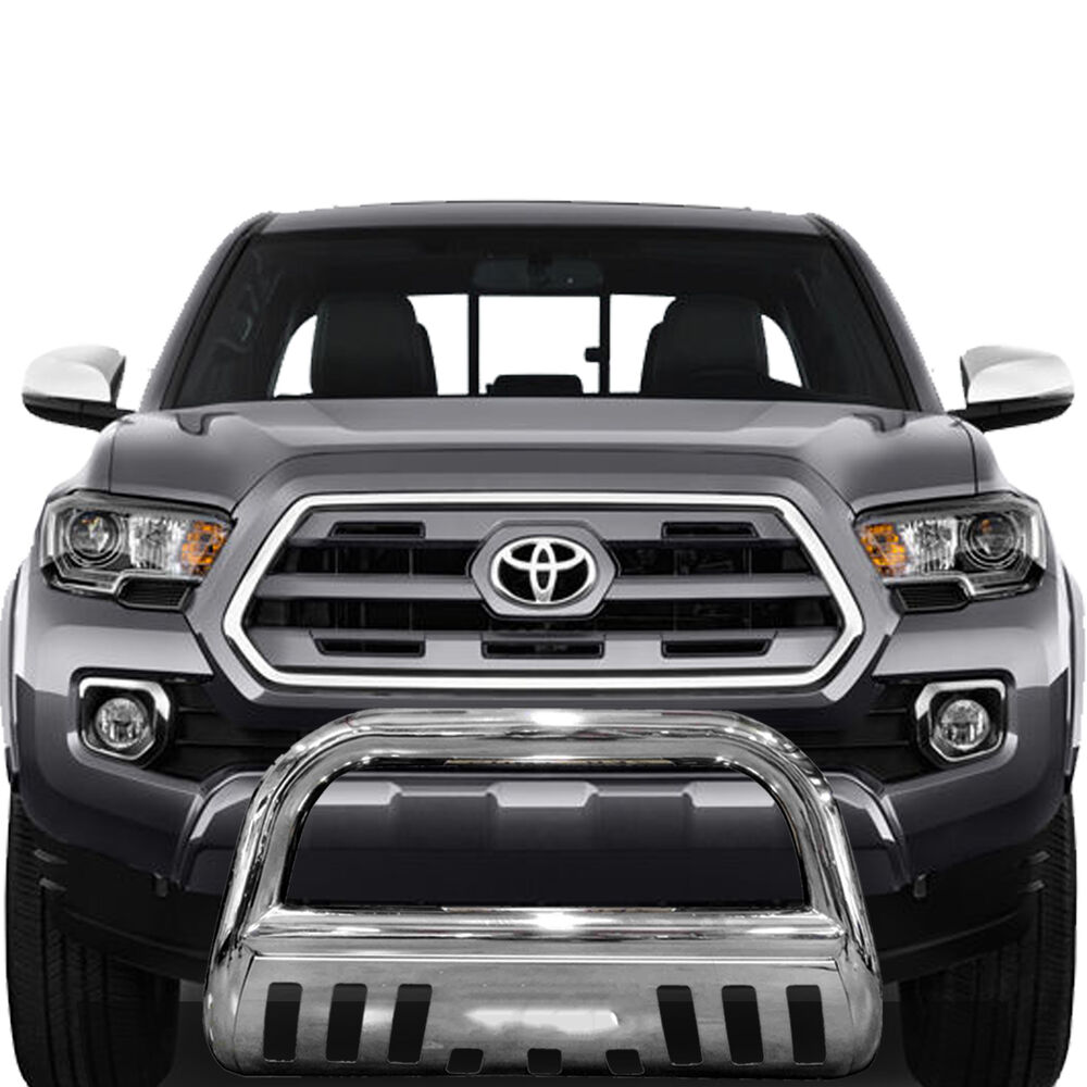 2016 toyota tacoma front bumper ebay. Black Bedroom Furniture Sets. Home Design Ideas