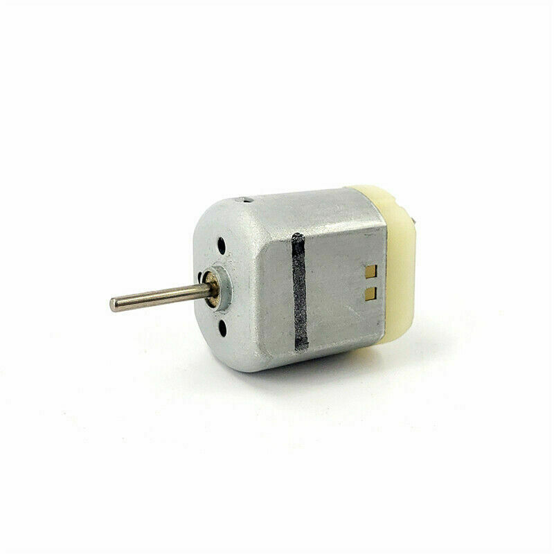 Dc 6v 24rpm n20 speed reduction gear motor with metal for Dc gear motor 6v