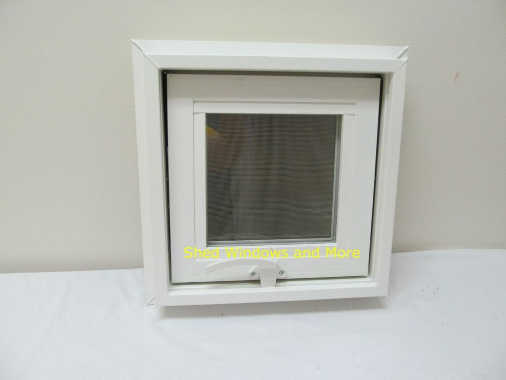 Pvc awning hopper window 12 x 12 sheds tiny houses for 12x48 window