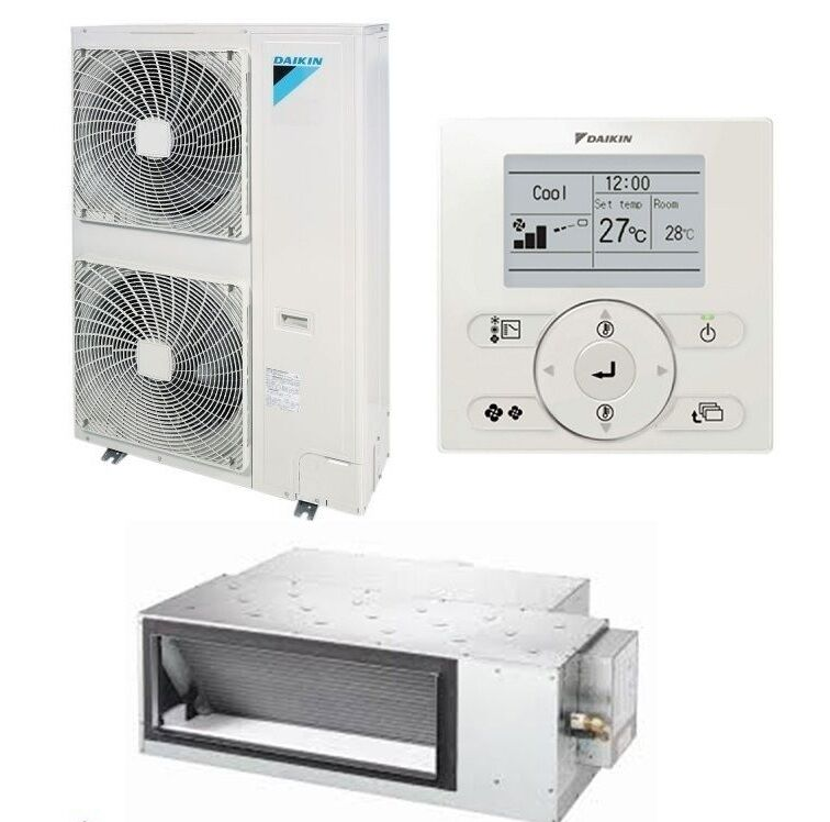 Daikin Ducted System Reverse Cycle 16kw Premium Inverter
