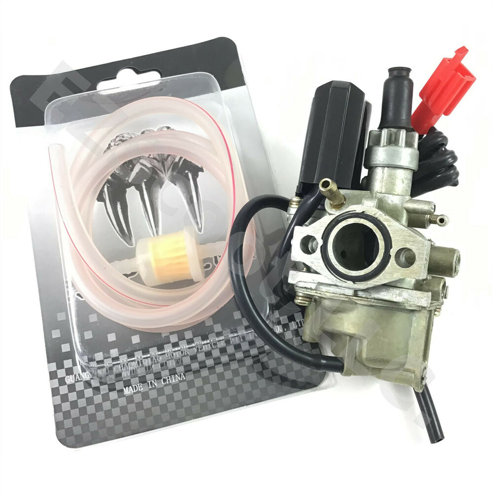 Moped Carburetor Parts : Carburetor mm gy chinese stroke scooter honda cc dio