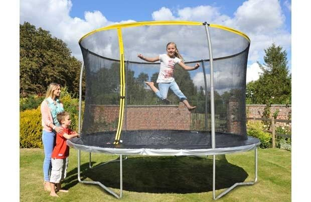 Brand New Sportspower 10 Ft Trampoline Parts Ebay
