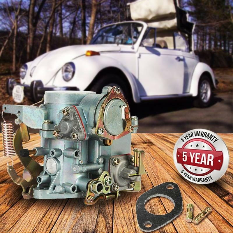 For Vw Beetle 34 Pict 3 Dual Port Carburetor 1 Air Cooled