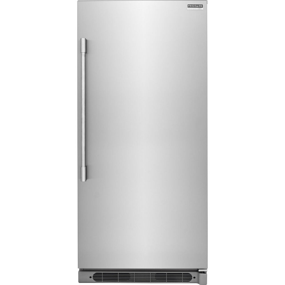 frigidaire professional stainless steel all refrigerator