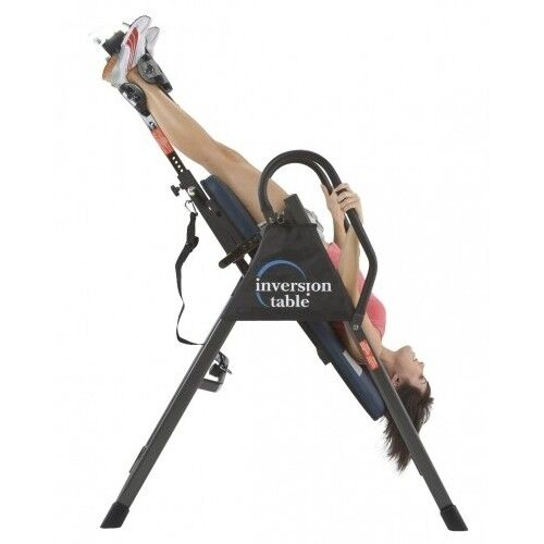 Inversion Table Fitness Therapy Back Pain Stress Relief