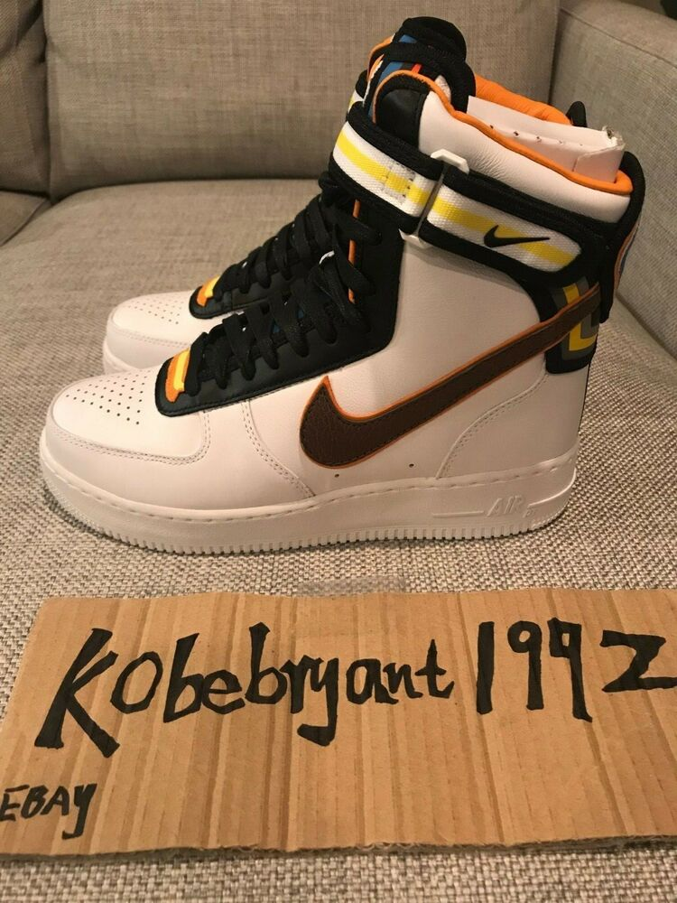 the best attitude ea22b f2398 New with box Nike Air Force 1 One HI SP TISCI High Givenchy 669919-120 Size  7 659658323452   eBay