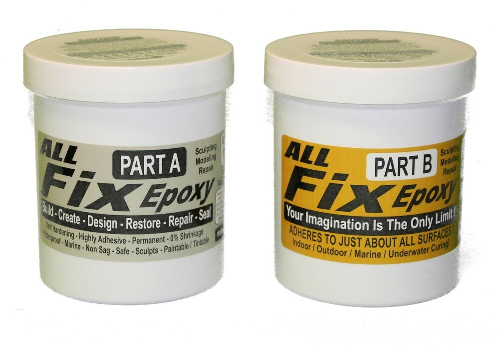 All Fix Epoxy Putty Underwater Swimming Pool Spa Pond Aquarium Diver Diving 3lb Ebay