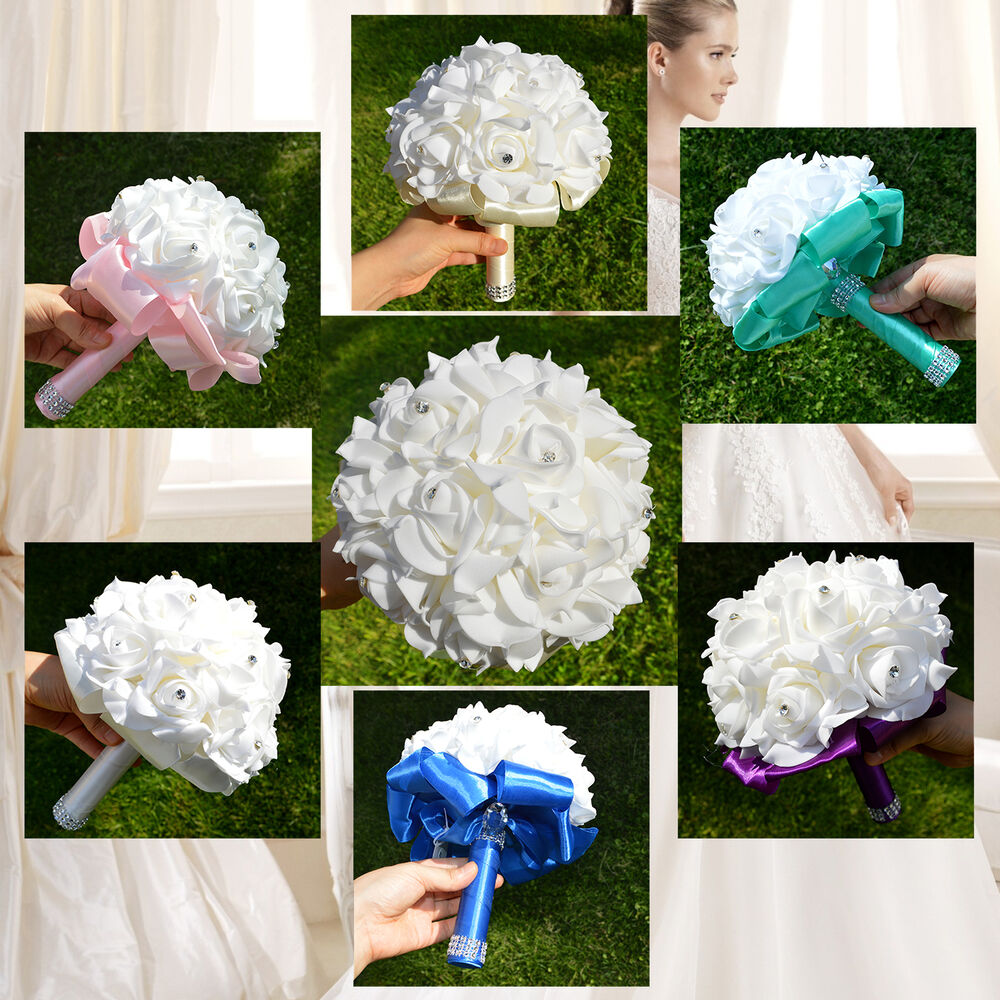 wedding bridesmaid bouquets wedding bridesmaid bouquets artificial flower 8551
