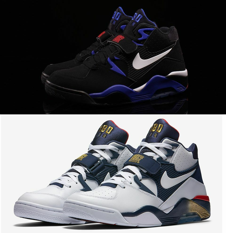 nike air force 180 charles barkley cb sneakers men 39 s. Black Bedroom Furniture Sets. Home Design Ideas