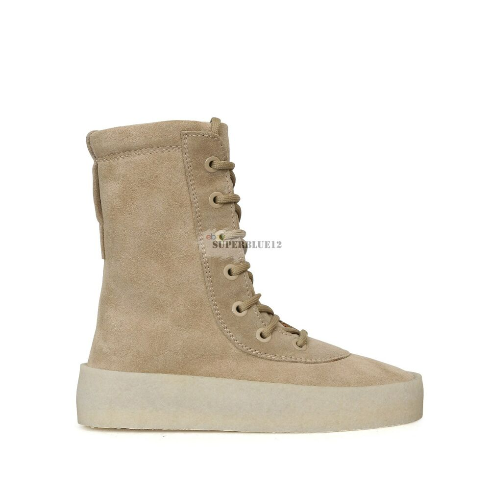 e3aa8ef6d27b Details about YEEZY SEASON 2 WOMEN S CREPE BOOTS FREE SHIPPING
